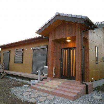 「平屋+自然素材」の自然派らしいお家
