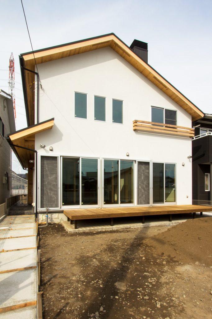 東松山市・大塚邸01 - 外観全景