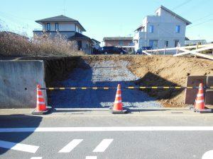 埼玉県東松山市H様邸SRC基礎(蓄熱床工法)の現場レポートです
